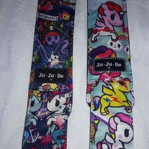 Ju-ju-be tokidoki be strap bundle